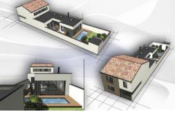 Maison+Terrain de 5 pièces avec 4 chambres à Rochelle 17000 – 570000 € - ECHA-19-10-18-40