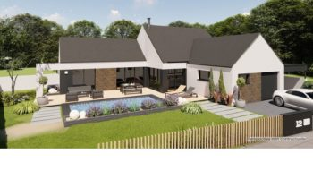 Maison+Terrain de 5 pièces avec 3 chambres à Pléneuf-Val-André 22370 – 411851 € - ASCO-20-07-16-72