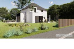 Maison+Terrain de 4 pièces avec 3 chambres à Saint Pierre de Plesguen 35720 – 234770 € - KLB-20-01-21-163