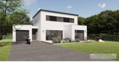 Maison+Terrain de 5 pièces avec 4 chambres à   – 285335 € - KLB-20-02-03-21