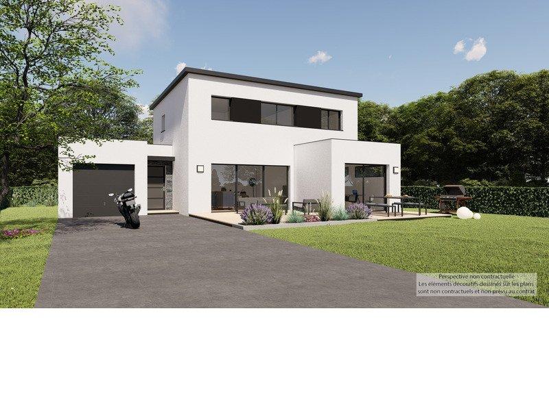 Maison+Terrain de 5 pièces avec 4 chambres à Trégon 22650 – 258883 € - KLB-20-01-21-275