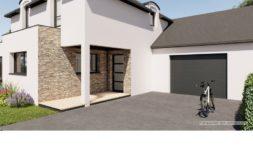 Maison+Terrain de 6 pièces avec 4 chambres à Saint Ouen des Alleux 35140 – 240480 € - RHAM-19-10-28-96