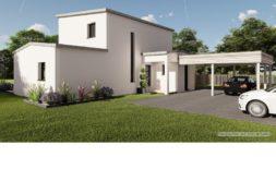 Maison+Terrain de 6 pièces avec 4 chambres à Saint Ouen des Alleux 35140 – 243480 € - RHAM-19-10-28-97