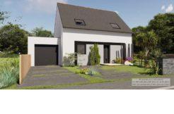 Maison+Terrain de 5 pièces avec 4 chambres à Talensac 35160 – 206344 € - PDUV-20-01-28-121