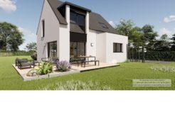 Maison+Terrain de 5 pièces avec 3 chambres à Bain de Bretagne 35470 – 213169 € - PDUV-20-01-28-98