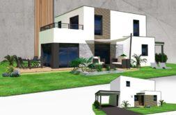 Maison+Terrain de 4 pièces avec 3 chambres à Dinan 22100 – 181397 € - KLB-19-11-20-49