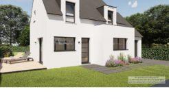 Maison+Terrain de 6 pièces avec 3 chambres à Plouagat  – 191462 € - AGEL-20-03-09-15