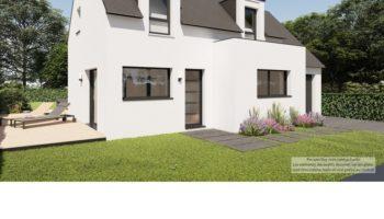 Maison+Terrain de 6 pièces avec 3 chambres à Ploumagoar 22970 – 171984 € - AGEL-19-12-30-2