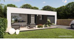 Maison+Terrain de 4 pièces avec 3 chambres à   – 231640 € - EREV-20-01-10-19