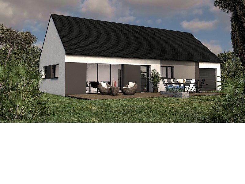 Maison+Terrain de 5 pièces avec 3 chambres à Guilers 29820 – 213725 € - NCHA-20-07-02-1