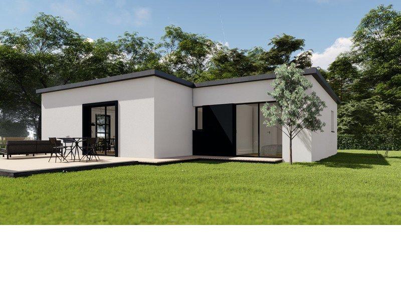 Maison+Terrain de 4 pièces avec 3 chambres à Herbignac 44410 – 199857 € - DBAR-20-01-28-18