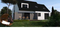 Maison+Terrain de 5 pièces avec 4 chambres à Herbignac 44410 – 205309 € - DBAR-20-01-28-16