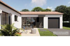 Maison+Terrain de 3 pièces avec 2 chambres à Saint Médard d'Aunis 17220 – 232667 € - LGUI-20-03-20-52