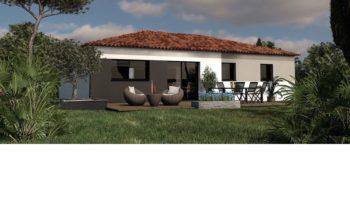 Maison+Terrain de 3 pièces avec 2 chambres à Surgères 17700 – 139078 € - LGUI-20-01-14-27