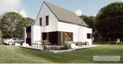 Maison+Terrain de 5 pièces avec 4 chambres à Languidic 56440 – 210856 € - GCOL-20-03-12-30