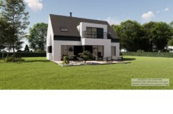 Maison+Terrain de 5 pièces avec 4 chambres à Questembert 56230 – 237420 € - ADEB-20-03-30-33