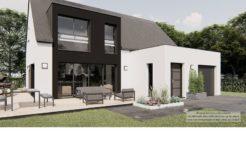 Maison+Terrain de 6 pièces avec 5 chambres à Vannes 56000 – 414264 € - KMAU-20-01-22-24