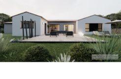 Maison+Terrain de 5 pièces avec 4 chambres à   – 369439 € - YSA-20-01-22-13