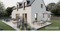 Maison+Terrain de 6 pièces avec 3 chambres à Plourin lès Morlaix 29600 – 214042 € - VVAN-20-09-29-38