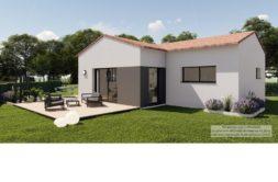 Maison+Terrain de 3 pièces avec 2 chambres à Sainte-Soulle 17220 – 231719 € - LGUI-20-03-20-7