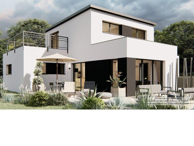 Maison+Terrain de 4 pièces avec 3 chambres à Questembert 56230 – 284734 € - ADEB-20-03-30-58