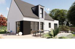 Maison+Terrain de 5 pièces avec 4 chambres à Herbignac 44410 – 238700 € - TDEC-20-04-01-2