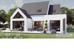 Maison+Terrain de 5 pièces avec 4 chambres à Herbignac 44410 – 281419 € - TDEC-20-05-04-15