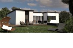 Maison+Terrain de 4 pièces avec 3 chambres à Landévant 56690 – 227502 € - YM-21-02-10-2