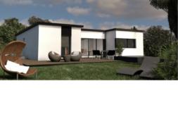 Maison+Terrain de 4 pièces avec 3 chambres à Landévant 56690 – 275599 € - YM-21-02-10-7