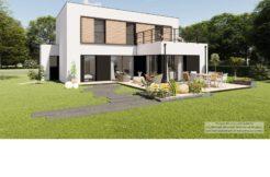 Maison+Terrain de 6 pièces avec 4 chambres à Vannes 56000 – 386210 € - ADEB-20-07-28-12