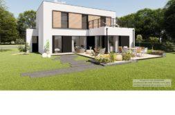 Maison+Terrain de 6 pièces avec 4 chambres à Saint Guyomard 56460 – 282445 € - ADEB-20-03-27-32