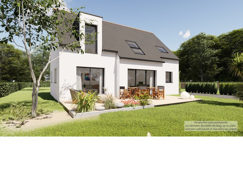 Maison+Terrain de 6 pièces avec 4 chambres à Sévignac 22250 – 243528 € - CHO-20-06-26-16