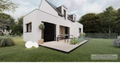 Maison+Terrain de 7 pièces avec 4 chambres à Plourin lès Morlaix 29600 – 203974 € - VVAN-20-09-29-39