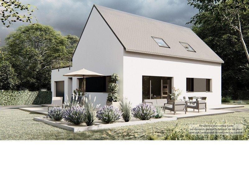 Maison+Terrain de 6 pièces avec 4 chambres à Plouigneau 29610 – 212231 € - VVAN-20-05-11-9