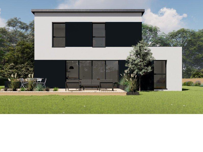 Maison+Terrain de 6 pièces avec 4 chambres à Grâces 22200 – 169258 € - AGEL-20-04-27-39