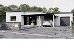 Maison+Terrain de 6 pièces avec 3 chambres à Perros Guirec 22700 – 401605 € - PQU-20-03-20-9