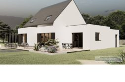 Maison+Terrain de 5 pièces avec 4 chambres à Rosporden 29140 – 226034 € - EDE-20-10-15-7