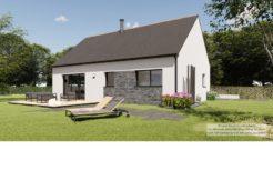 Maison+Terrain de 4 pièces avec 2 chambres à Gouesnach 29950 – 225092 € - EDE-21-01-10-26