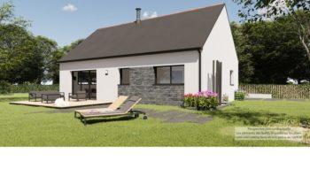Maison+Terrain de 4 pièces avec 2 chambres à Melgven 29140 – 230964 € - EDE-21-09-23-10