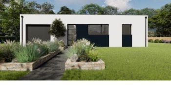 Maison+Terrain de 4 pièces avec 3 chambres à Pluméliau-Bieuzy 56930 – 183056 € - LLAM-21-02-05-25