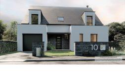 Maison+Terrain de 6 pièces avec 4 chambres à Guichen 35580 – 414721 € - PDUV-20-03-20-38