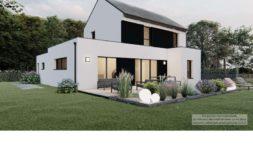 Maison+Terrain de 4 pièces avec 3 chambres à Bain de Bretagne  – 257463 € - PDUV-20-03-05-29