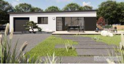Maison+Terrain de 3 pièces avec 2 chambres à Treffendel 35380 – 183005 € - PDUV-20-03-20-49