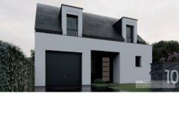 Maison+Terrain de 5 pièces avec 4 chambres à Plouguerneau 29880 – 225500 € - RTU-20-03-10-84