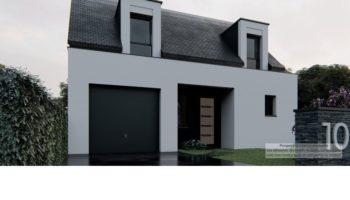 Maison+Terrain de 5 pièces avec 4 chambres à Plouvien 29860 – 227150 € - RTU-20-05-11-43