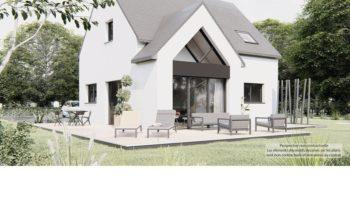 Maison+Terrain de 5 pièces avec 4 chambres à Saint Pabu 29830 – 232200 € - RTU-20-10-07-14