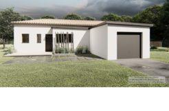 Maison+Terrain de 4 pièces avec 3 chambres à Saint Sauveur d'Aunis 17540 – 221349 € - LGUI-20-06-30-17
