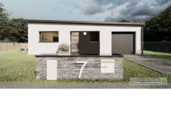 Maison+Terrain de 6 pièces avec 3 chambres à Landéda 29870 – 183883 € - JPD-20-03-12-50