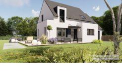 Maison+Terrain de 5 pièces avec 4 chambres à Cléguer 56620 – 212811 € - NJO-20-09-09-9