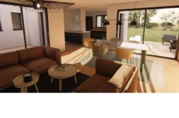 Maison+Terrain de 4 pièces avec 3 chambres à Cornebarrieu 31700 – 359867 € - CROP-20-08-25-3